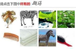 zebra-12306-CAPTCHA